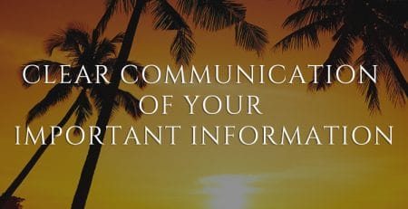 Original Translation Solutions - Clear communication of your important information